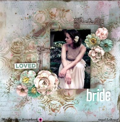 Romantic Bride Page