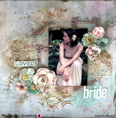 Romantic Bride Page