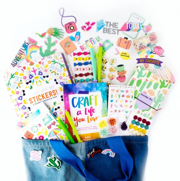 Sticker Subscription Kit