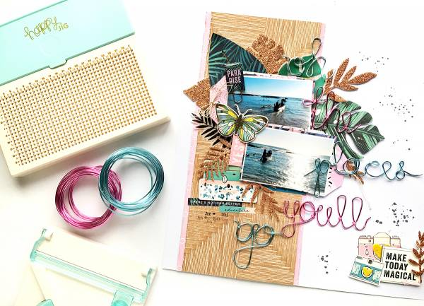 DIY Wire Embellishments