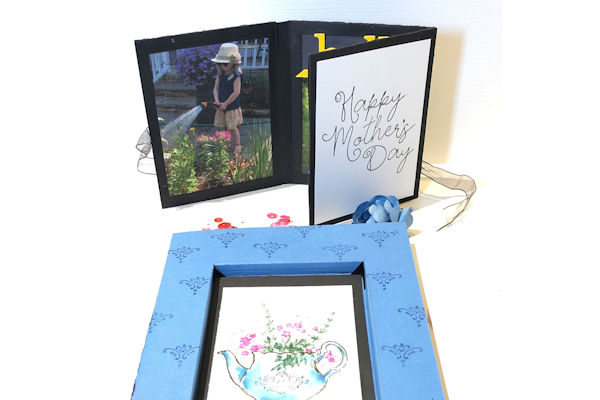 Nested Photo Folio