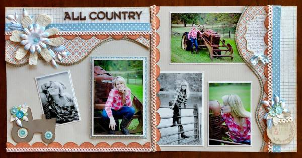 Country Style Layout