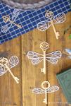 Harry Potter Flying Keys Die Cut Files
