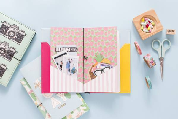 Journal Pocket Folders