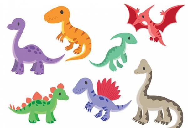 Baby Dinosaur Clip Art Download