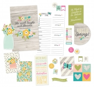 Spring Travelers Notebook Printables