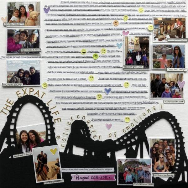 5 Trendy Scrapbooking Ideas