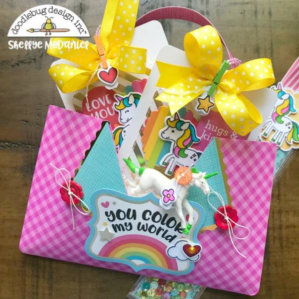 Unicorn Lovers Gift Bag