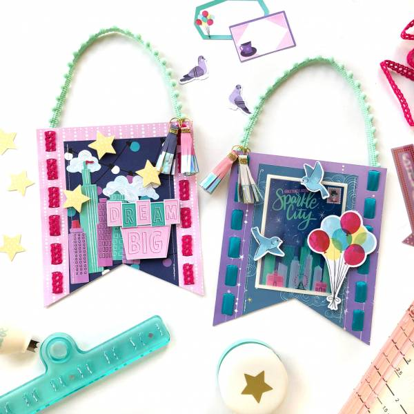 Door Hangers Kids Craft
