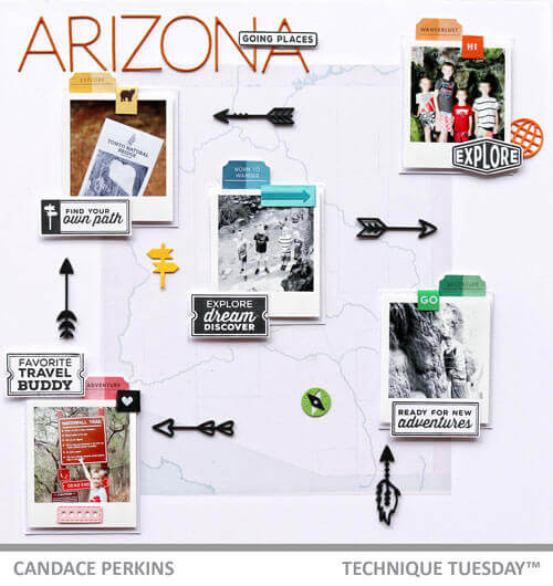 12 Travel Layouts and Ideas