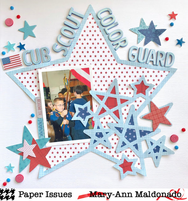 Cub Scout Page