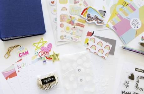 Scrapbook Kit for Kids