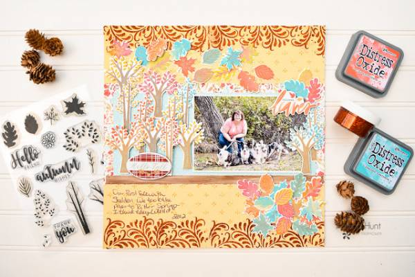 Stamped Fall Layout