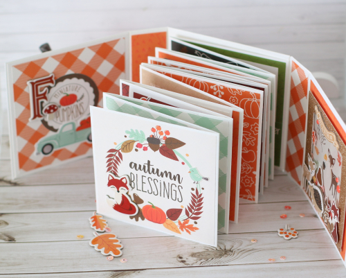 Autumn Mini Album