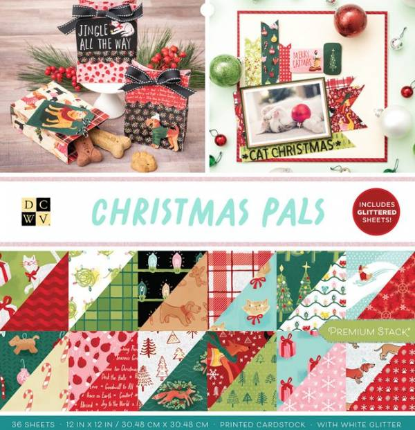 New Pattern Paper Selections for the Holidays