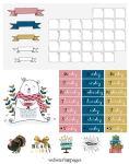 November Planner Printables