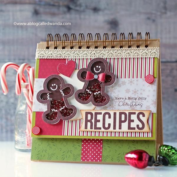 Christmas Recipe Book