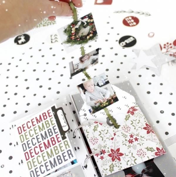 "4"" x 8"" Christmas Album"
