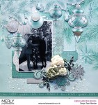 Christmas Ornaments Page