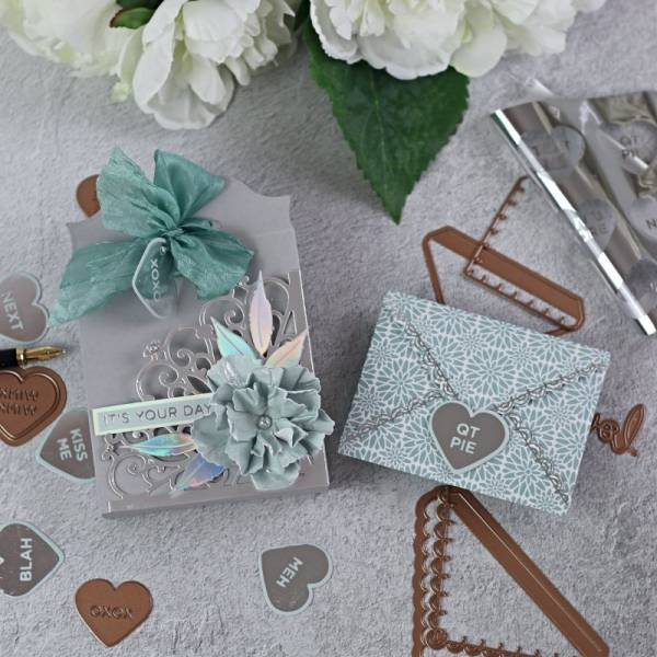 Die Cut Gift Packaging