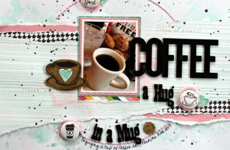Coffee Lovers Layout