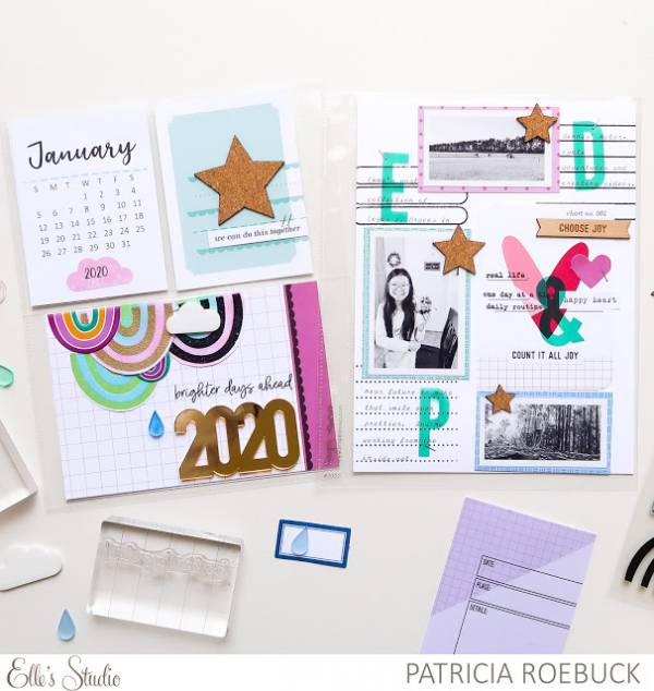 Planner Inspired Pocket Pages