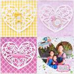Heart Squares Layout