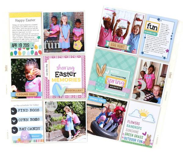 Easter Pocket Pages