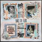 Soft Kitty Layout