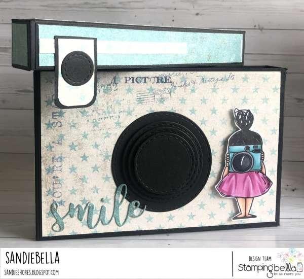 Camera Box with Album