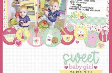 Kitchen Baby Layout