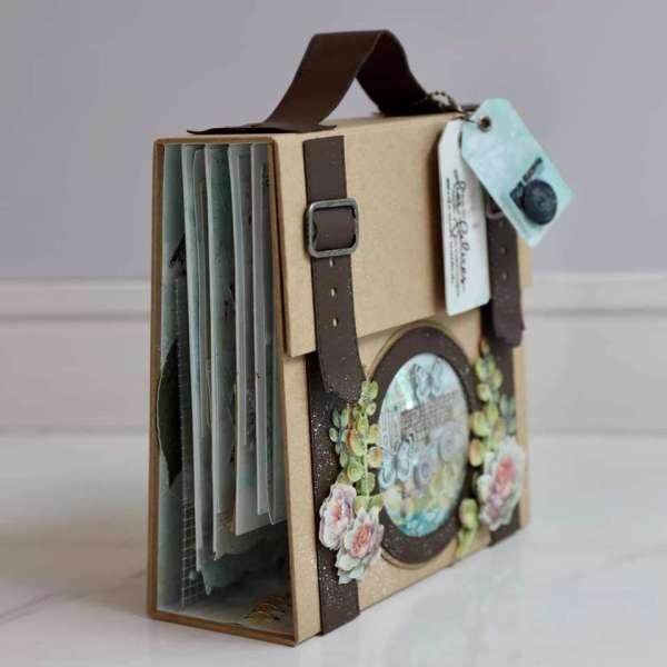 Suitcase Travel Album