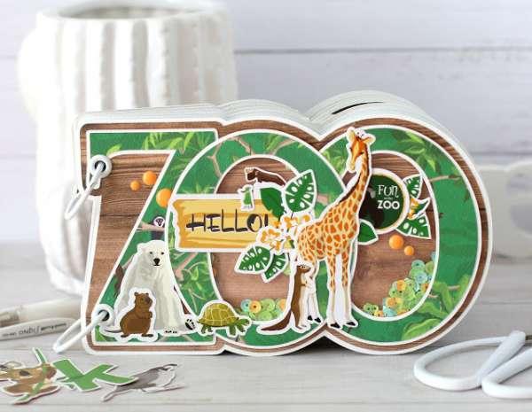 Zoo Shaped Album