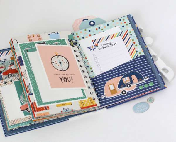 Travel Mini Album