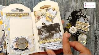 Wedding Mini Album with a Box