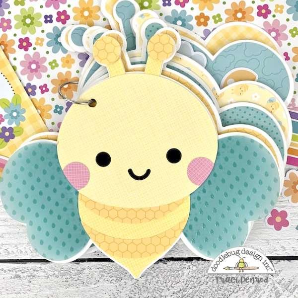 Bee Shaped Mini Album