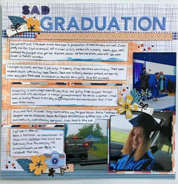 Graduation Layout