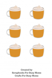 Free Winter Hot Drinks Clip Art