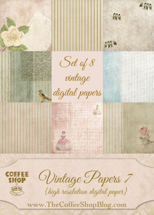 CoffeeShop-Vintage-Papers-7-ad-500x700