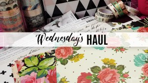 Wednesday's Haul: A Collective Haul from Family Dollar, Hobby Lobby, Joann, Michael's & more