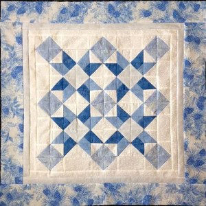 New Beginning Tablerunner or Wall Quilt