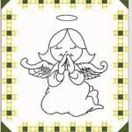 Sandy Hook Angels Quilt