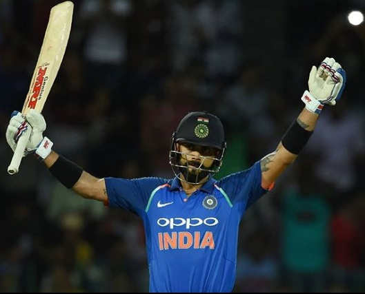 West Indies witnessed the Runs storm of Rohit and Virat Kohli 6