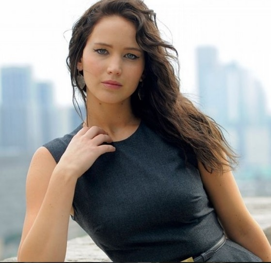 Top 5 most popular actresses of Hollywood movies jennifer lawrence 2