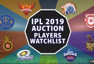 IPL Auction 2019: List of Players Under The Hammer & Their Base Price ipl