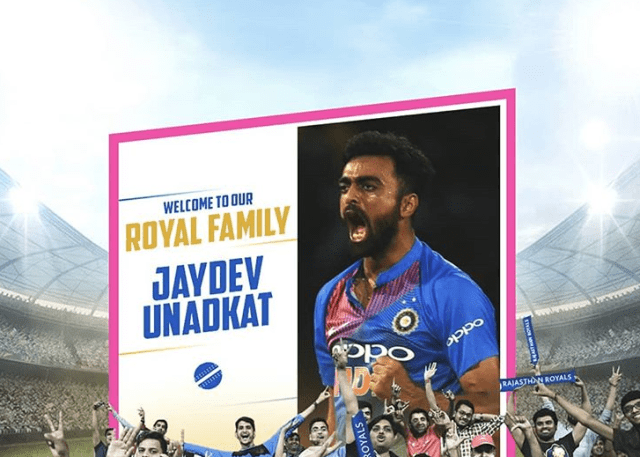IPL Team auction 2019: Players added by Rajasthan Royals 2