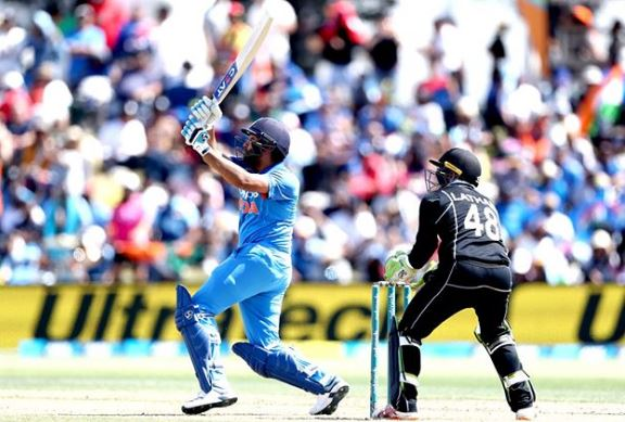 India Won The 2nd ODI Against New Zealand By 90 Runs Rohit Sharma