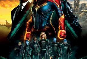 Captain Marvel Published Latest Posters Ahead 8th March Release Date feature