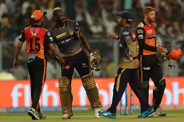 Russell, Rana Powered KKR To Beat SRH In 2nd Match of IPL 2019 FEATURE