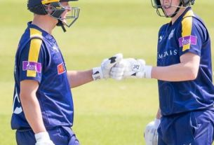 Brook, Ballance Powered Yorkshire To Beat Leicestershire By 213 Runs FEATURE IMAGE